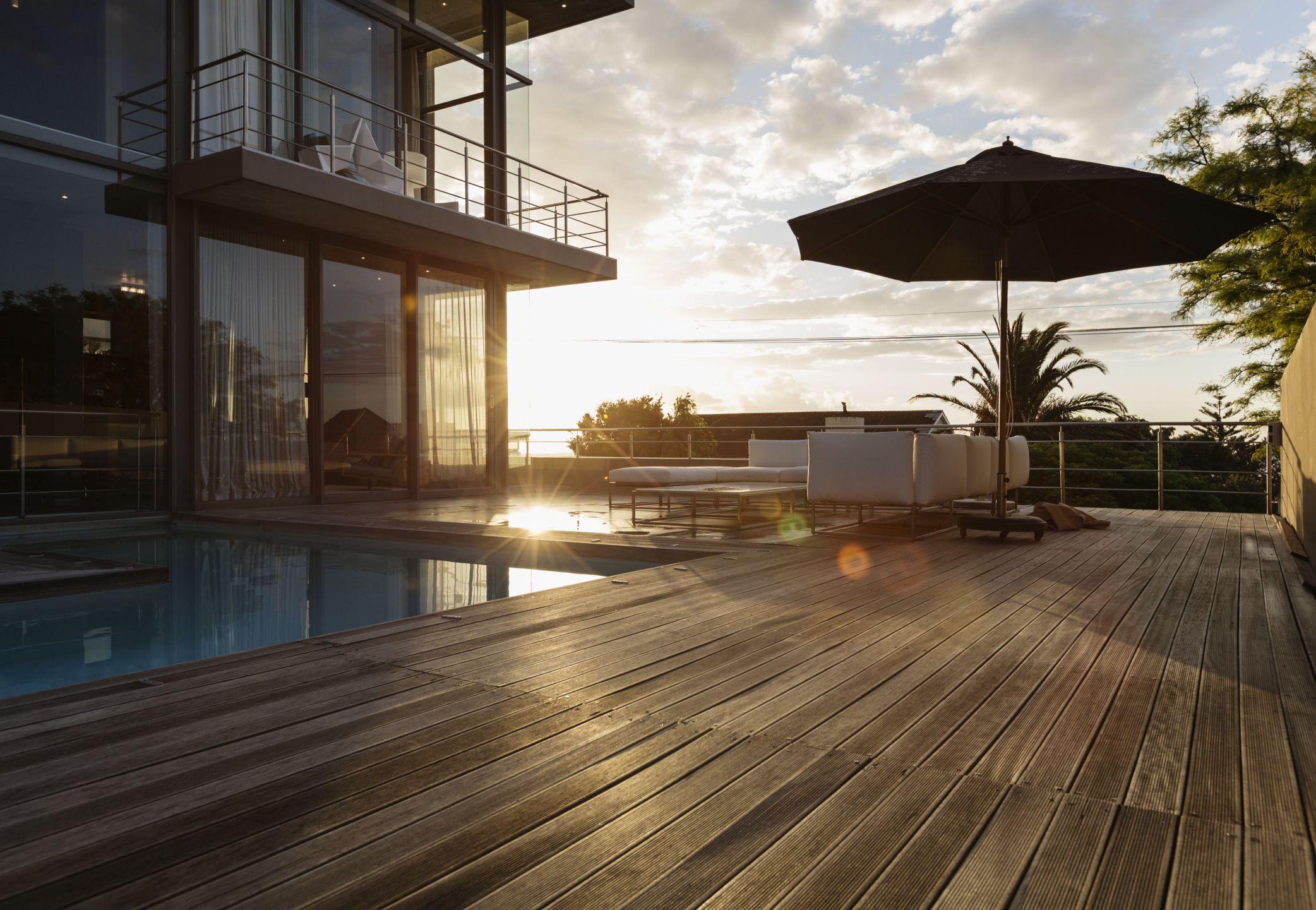 hardwood floor repair oklahoma city of deck code deck guardrail height guards and balusters inside house with deck 483599469 56a4a12d5f9b58b7d0d7e5c0