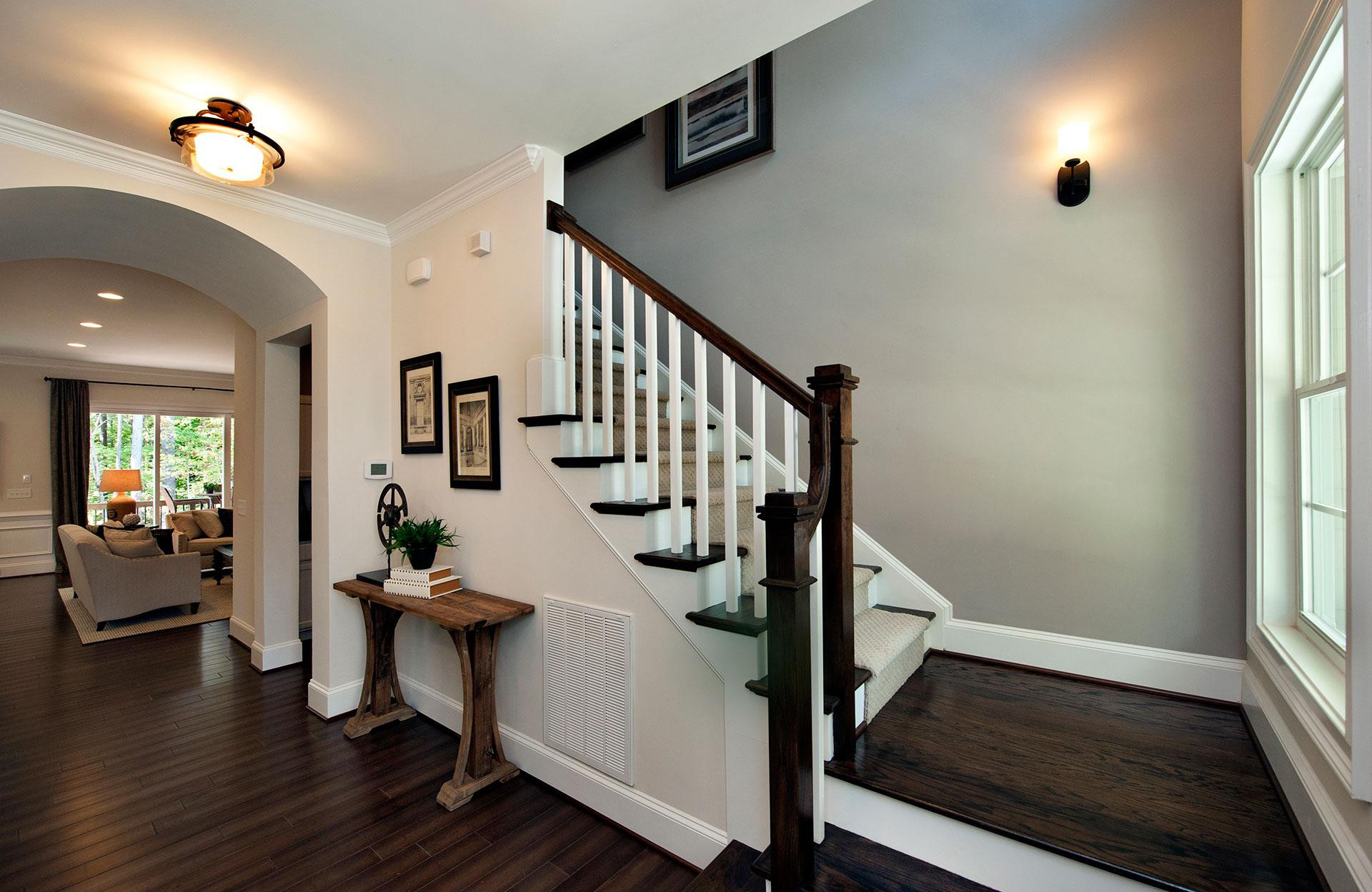 hardwood floor repair raleigh nc of brianna at willoughby rolesville nc inside foyer