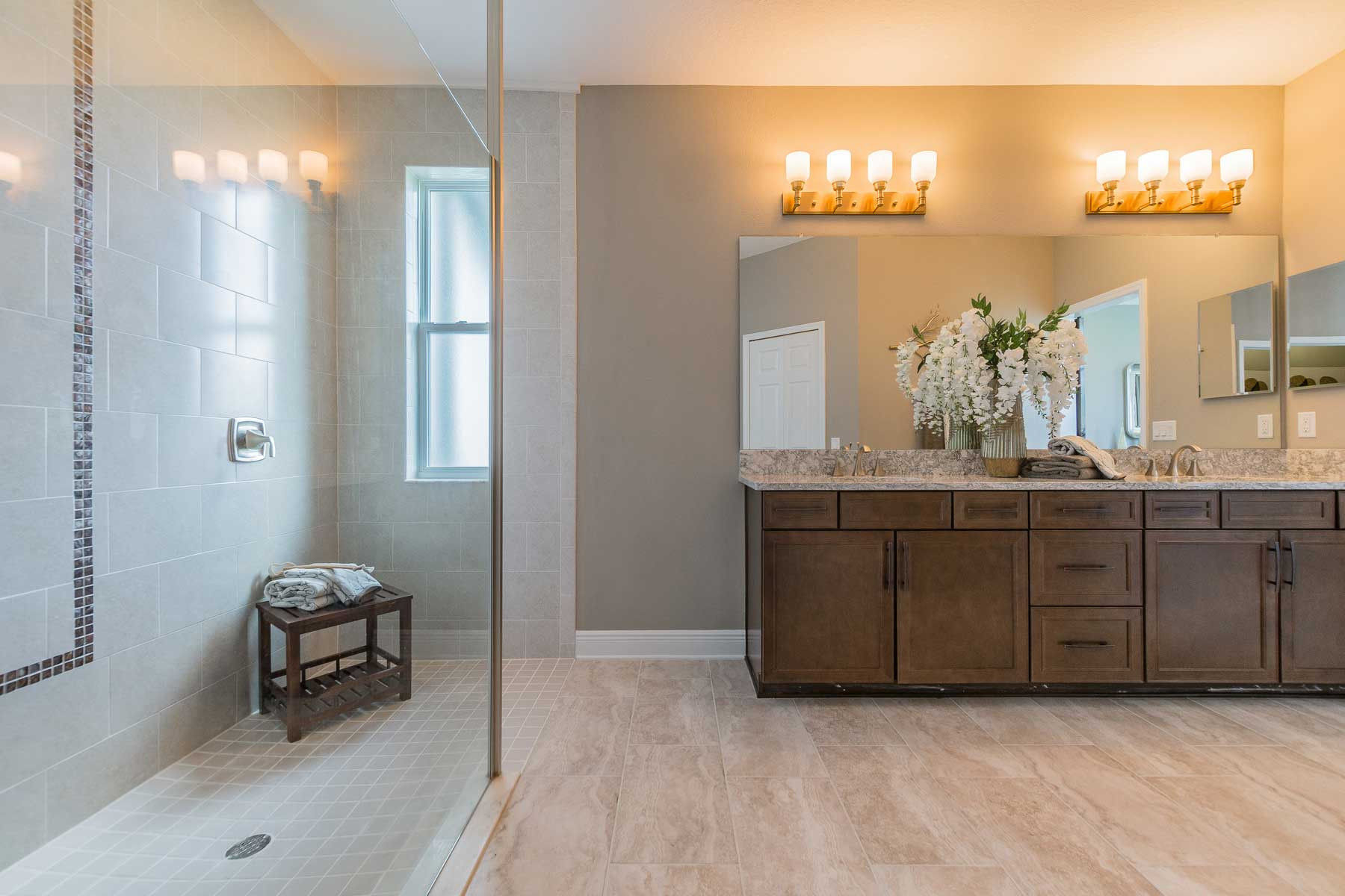 hardwood floor repair tampa of new home in tampa the sonoma ii m i homes with regard to bathroom