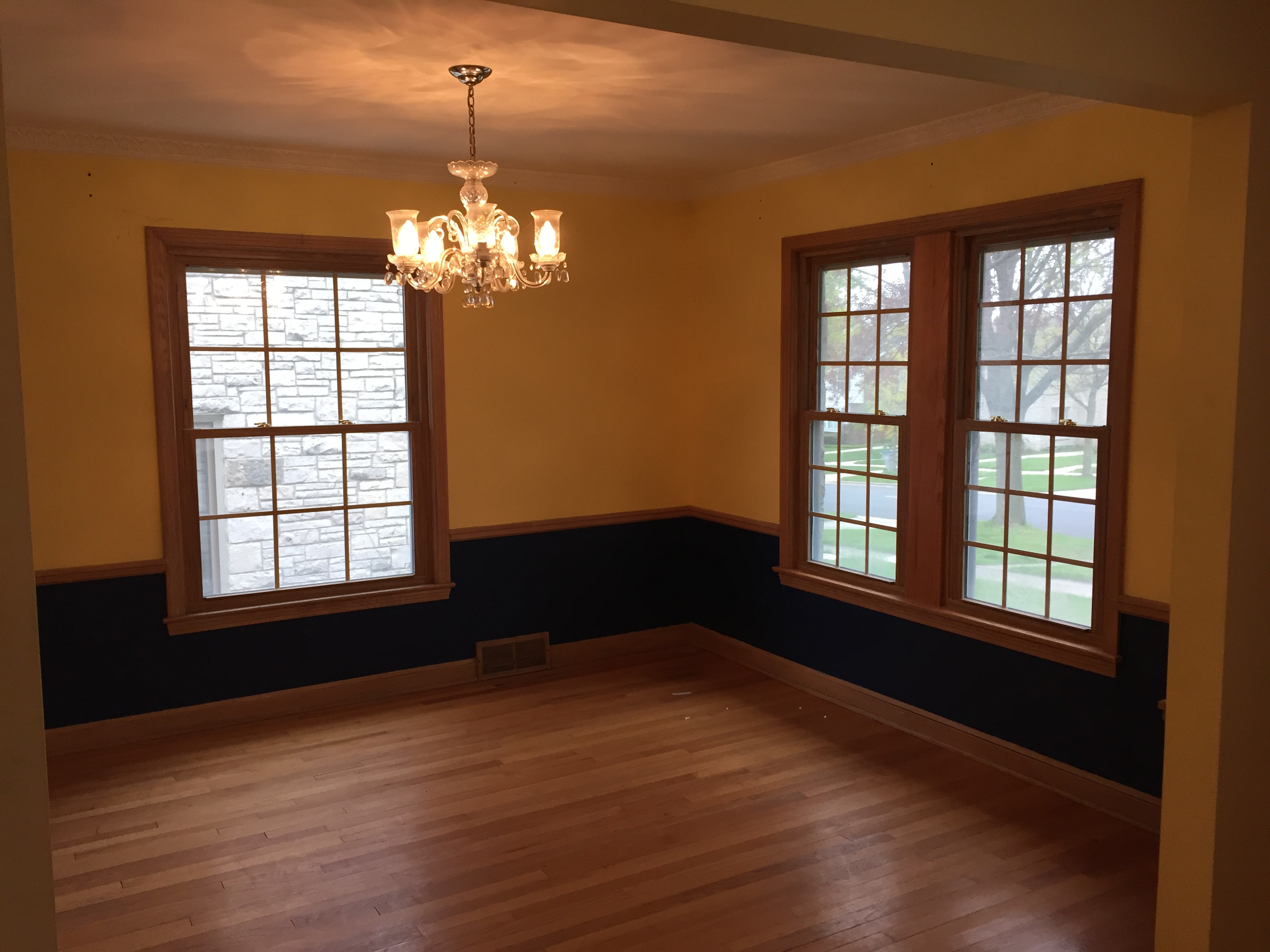 hardwood floor restoration milwaukee of investor property 68th street in coveted enderis park milwaukee wi regarding beautiful marble fireplace in living room with wood floors ready to be refinished