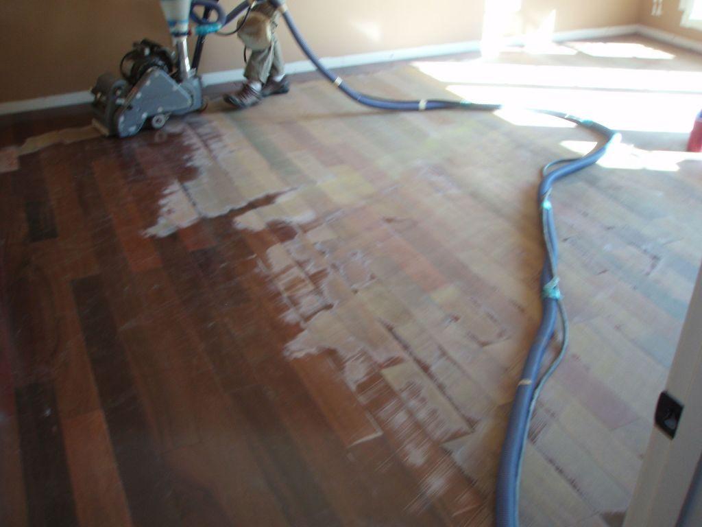 Hardwood Floor Sanding Richmond Va