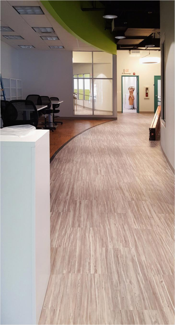 Hardwood Floor solutions Of 21 Awesome Innovative Flooring Interior Magazine Pertaining to Ava Mercial Lvf by Novalis Innovative Flooring is Perfect for Beautiful Office Sp