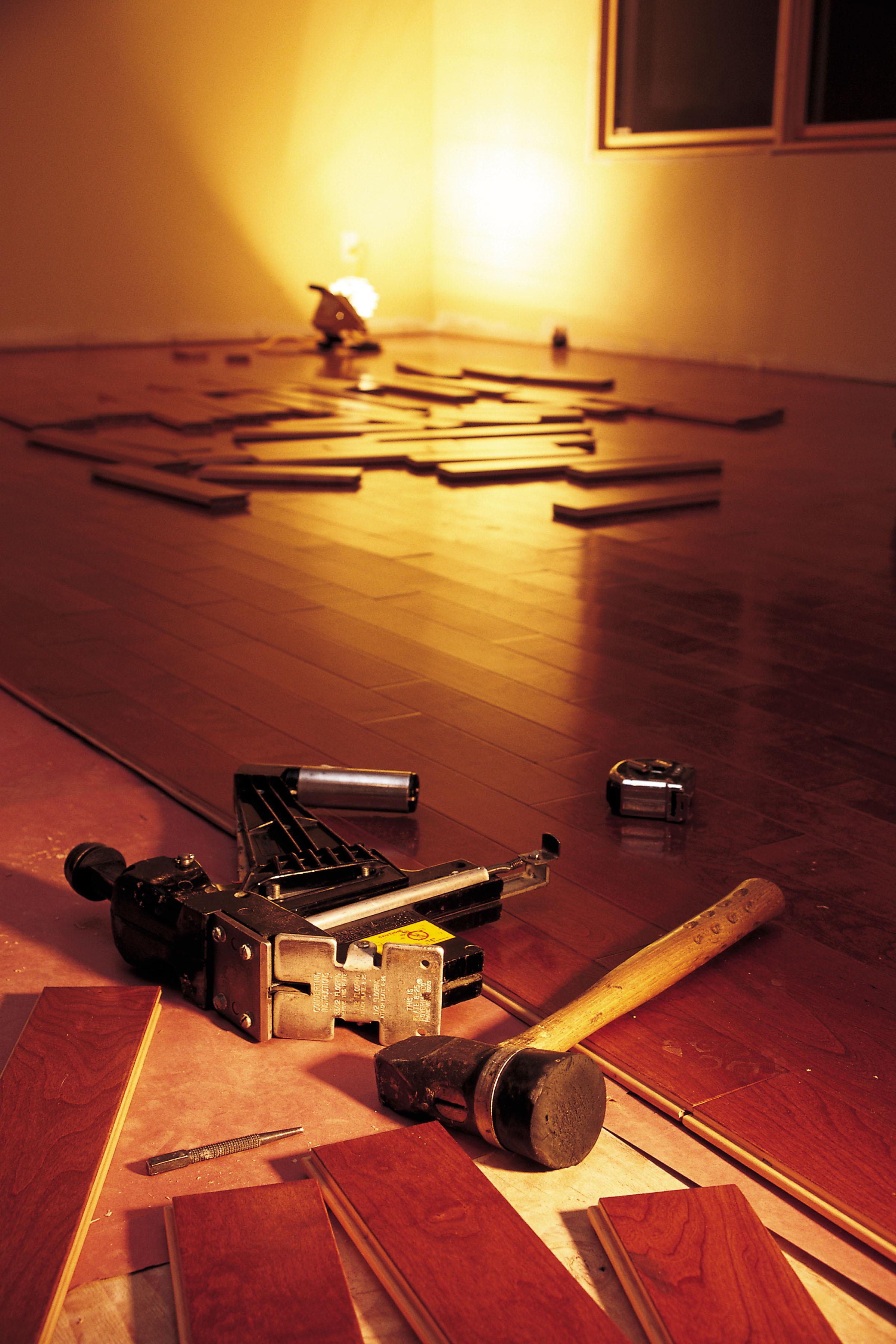 hardwood floor spline of hardwood floor installation start in the middle ehow inside 78454215
