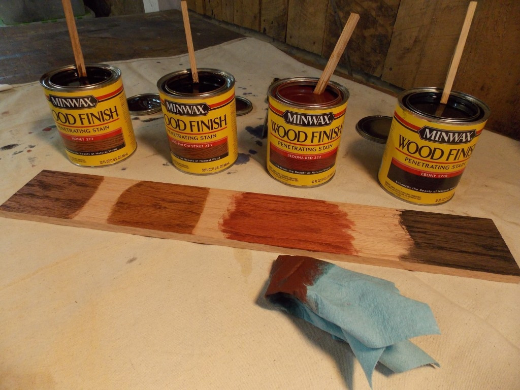 hardwood floor stain colors for white oak of minwax stain colors on oak 27 test 768 representation custom mixing inside minwax stain colors on oak 27 test 768 representation custom mixing stains
