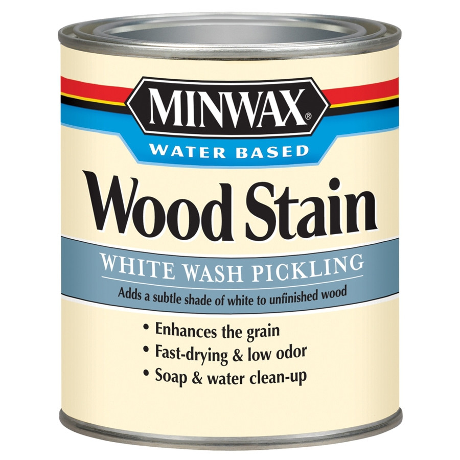 Hardwood Floor Stain Colors Lowes Of Shop Interior Stains at Lowes Com with Regard to Minwax White Wash Actual Net Contents 32 Fl Oz