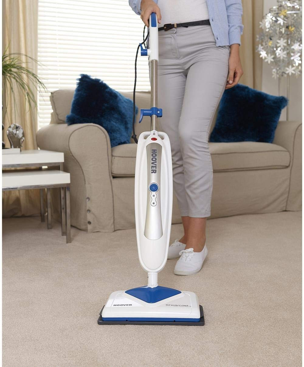 hardwood floor steam cleaner reviews of hoover steamjet dual head steam cleaner ssnba1700 amazon co uk with regard to hoover steamjet dual head steam cleaner ssnba1700 amazon co uk garden outdoors