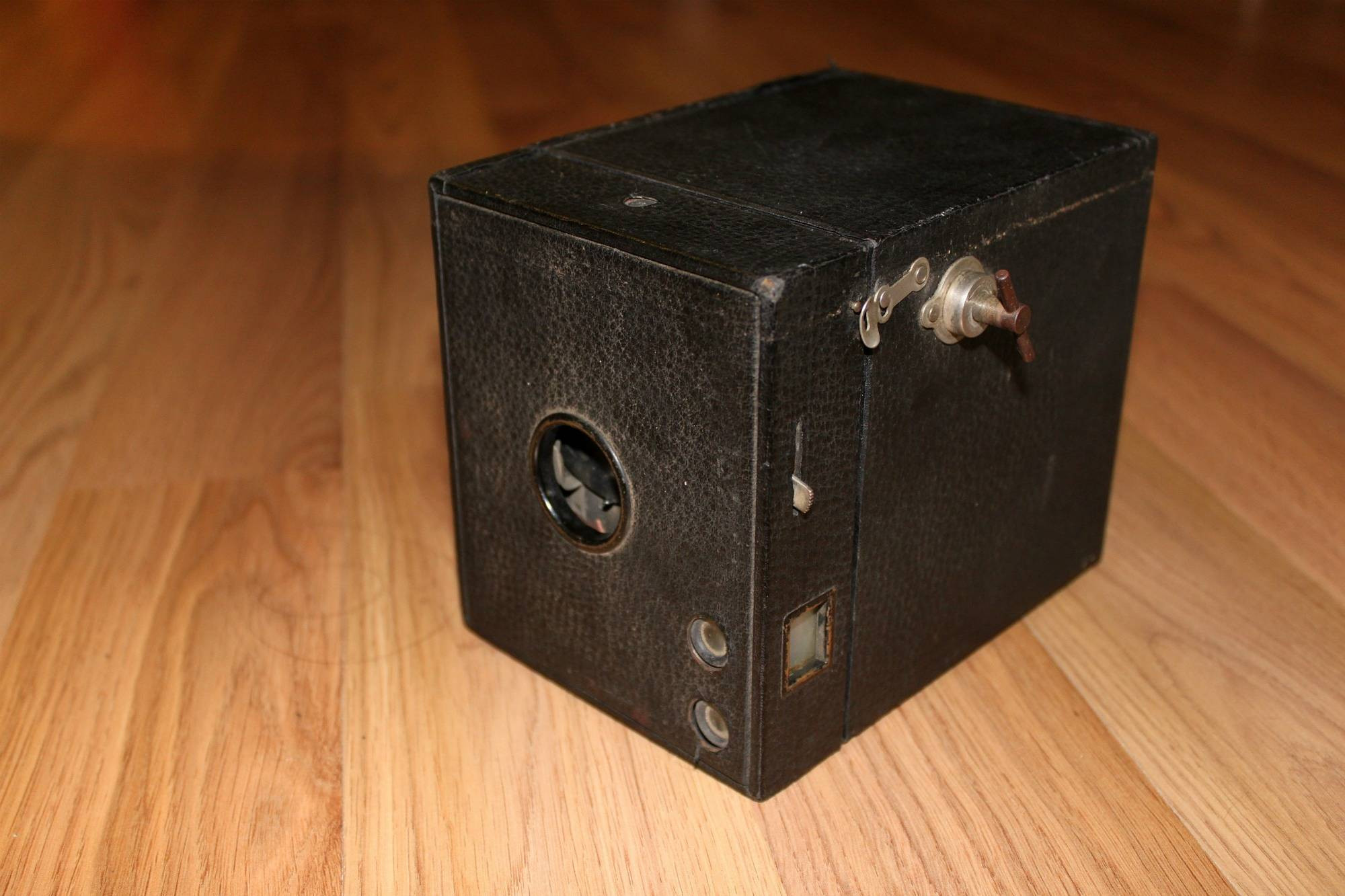 hardwood floor supply of vintage find no 3 brownie camera a· lomography regarding from underneath piles of papers folders dust and old photos i dug out this strange looking black box i turned it over a few times before it hit me that