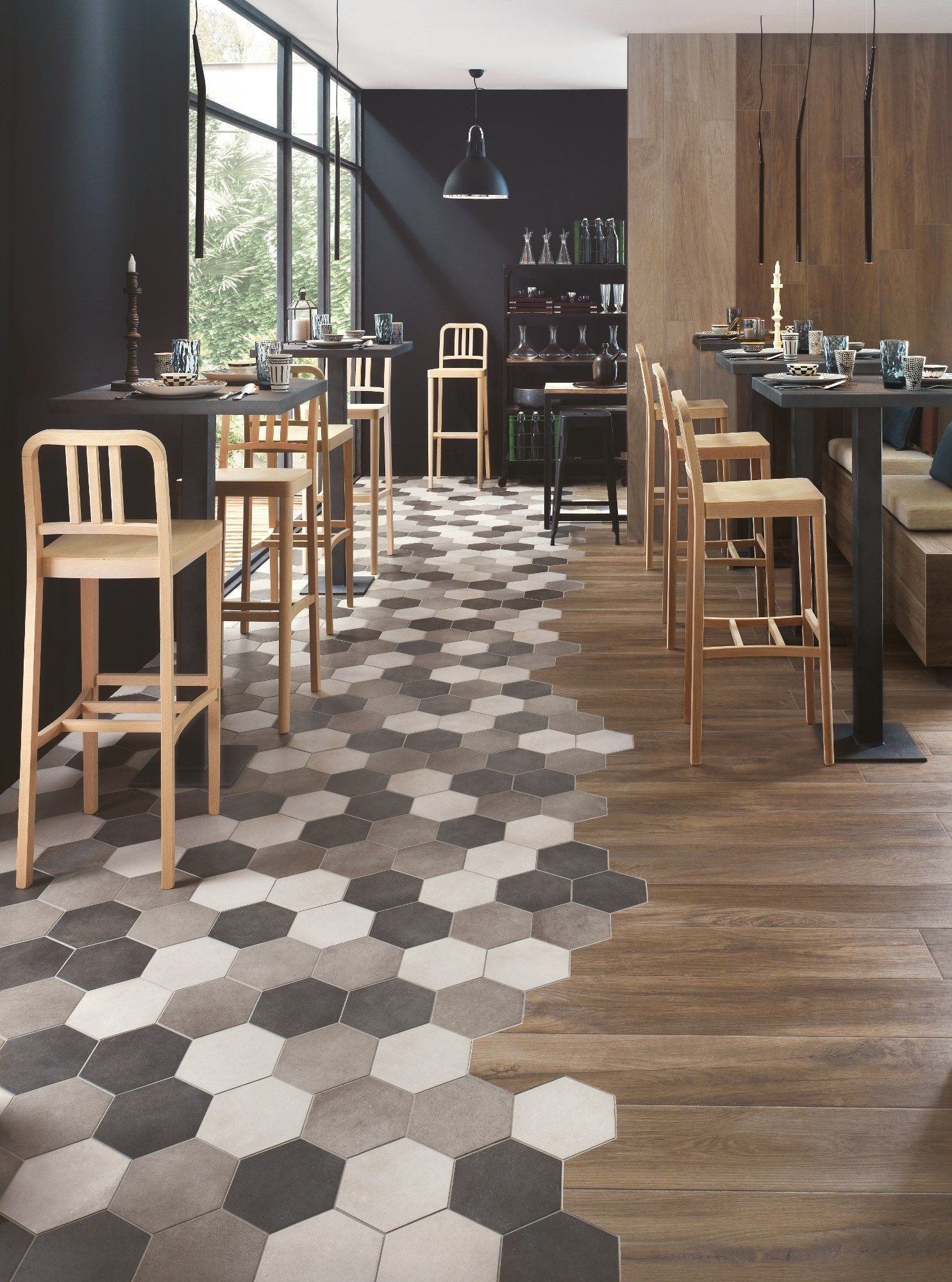 Hardwood Floor Transition Between Uneven Rooms Of Porcelain Stoneware Floor Tiles Woodplace by Ragno Marazzitile Intended for Prodotti 157208 Rel7652782749f343388aaa5509b65583d8 Hexagon Floor Tile Wood Floor Tiles Parquet Flooring