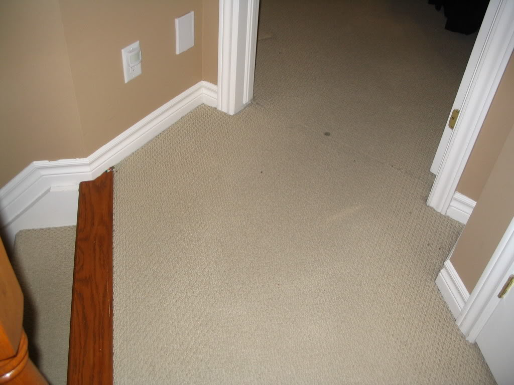 hardwood floor transition from room to hallway of dyi project hardwood flooring install in hall and bedrooms in this image has been resized click this bar to view the full image