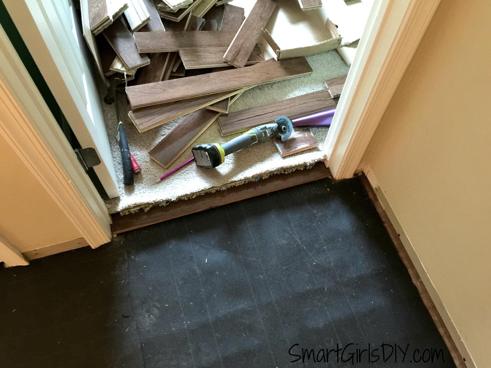 hardwood floor transition pieces of upstairs hallway 1 installing hardwood floors inside first piece installed was doorway threshold
