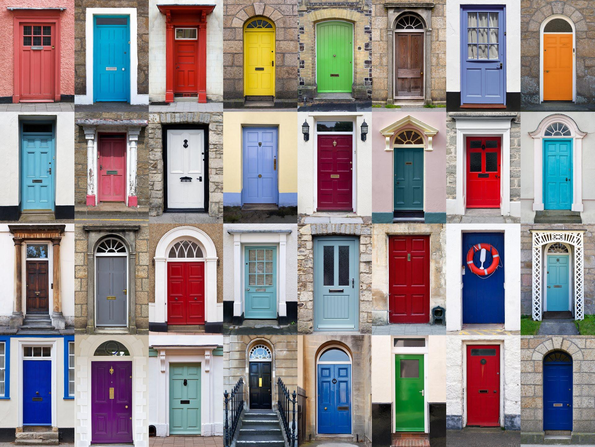 hardwood floor transition to exterior door of ten interesting facts about doors intended for shutterstock 96445247