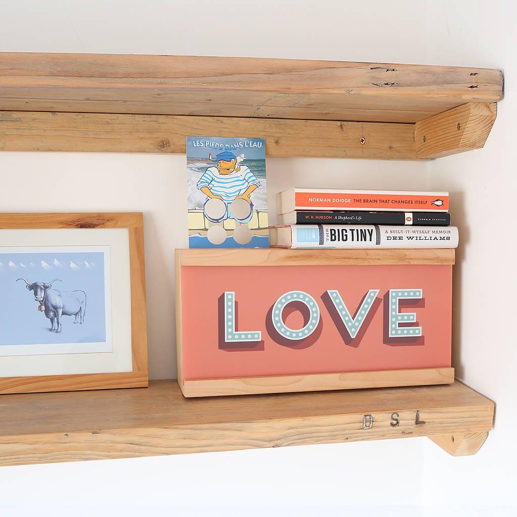 hardwood floor trends 2019 of inspirational words wooden light box by smarlo notonthehighstreet com inside inspirational words wooden light box