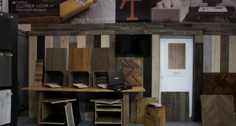 hardwood floor trowel filler of the new reclaimed flooring company with the new reclaimed flooring company showroom in cheshire manchester