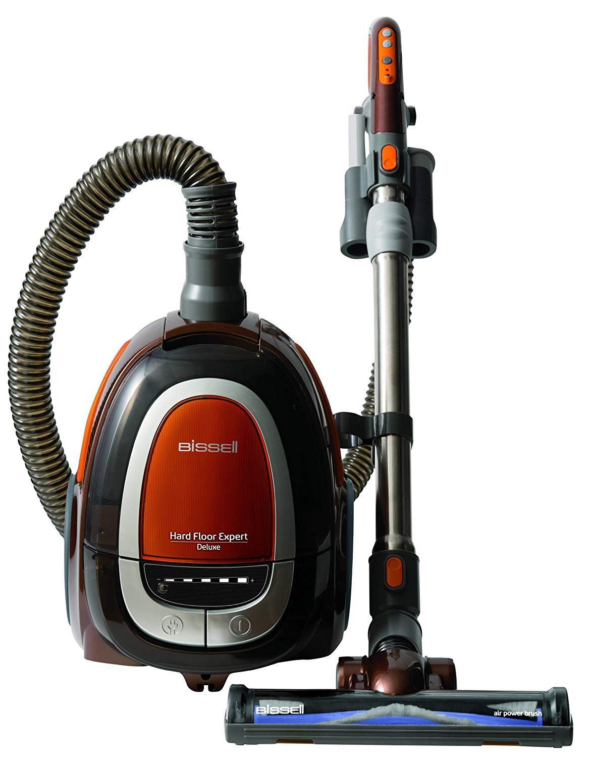hardwood floor vacuum and steamer of amazon com bissell hard floor expert deluxe canister vacuum with amazon com bissell hard floor expert deluxe canister vacuum cleaner machine 1161