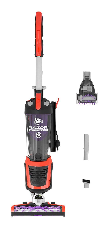 hardwood floor vacuum reviews 2017 of 10 best vacuum for hardwood floors in 2018 complete guide throughout dirt devil razor pet steerable bagless upright vacuum ud70355b