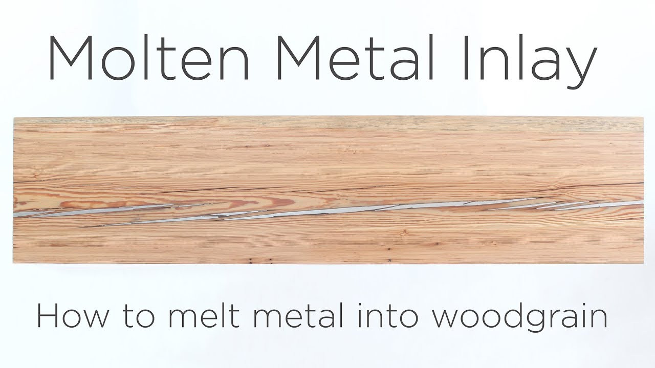 hardwood floor with tile inlay of molten metal inlay how to melt metal into wood grain youtube inside molten metal inlay how to melt metal into wood grain