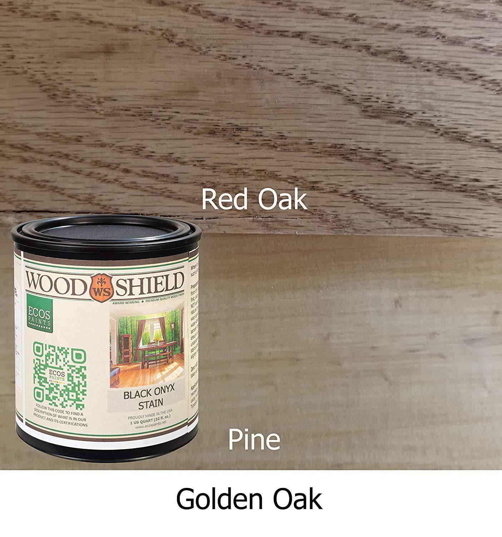 hardwood flooring $1 square foot of ecos paints 00817292022494 woodshield interior wood stain 1 quart in ecos paints 00817292022494 woodshield interior wood stain 1 quart golden oak amazon com
