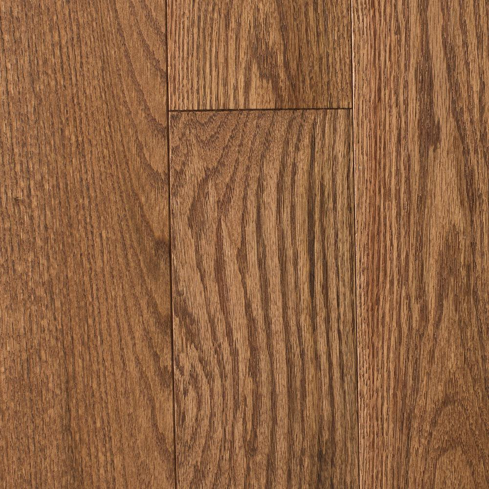 hardwood flooring 3 vs 5 of red oak solid hardwood hardwood flooring the home depot regarding compare oak antique gunstock 3 4