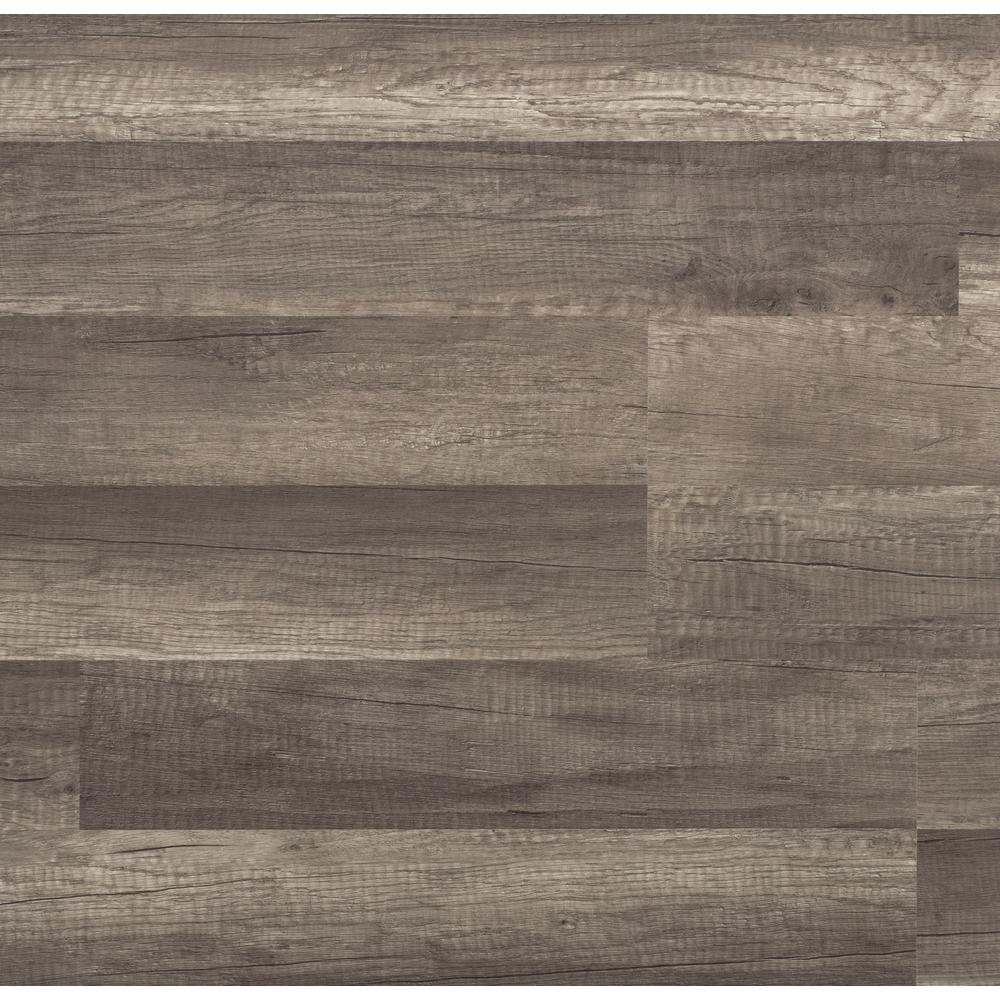 hardwood flooring allentown pa of trafficmaster laminate flooring flooring the home depot within grey oak 7 mm thick x 8 03 in wide x 47 64 in length laminate