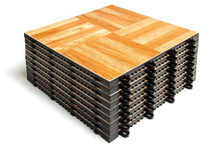 hardwood flooring box size of snapfloors 3x3oakfloor modular dance floor kit 3 x 3 oak 21 within snapfloors 3x3oakfloor modular dance floor kit 3 x 3 oak 21 piece amazon com