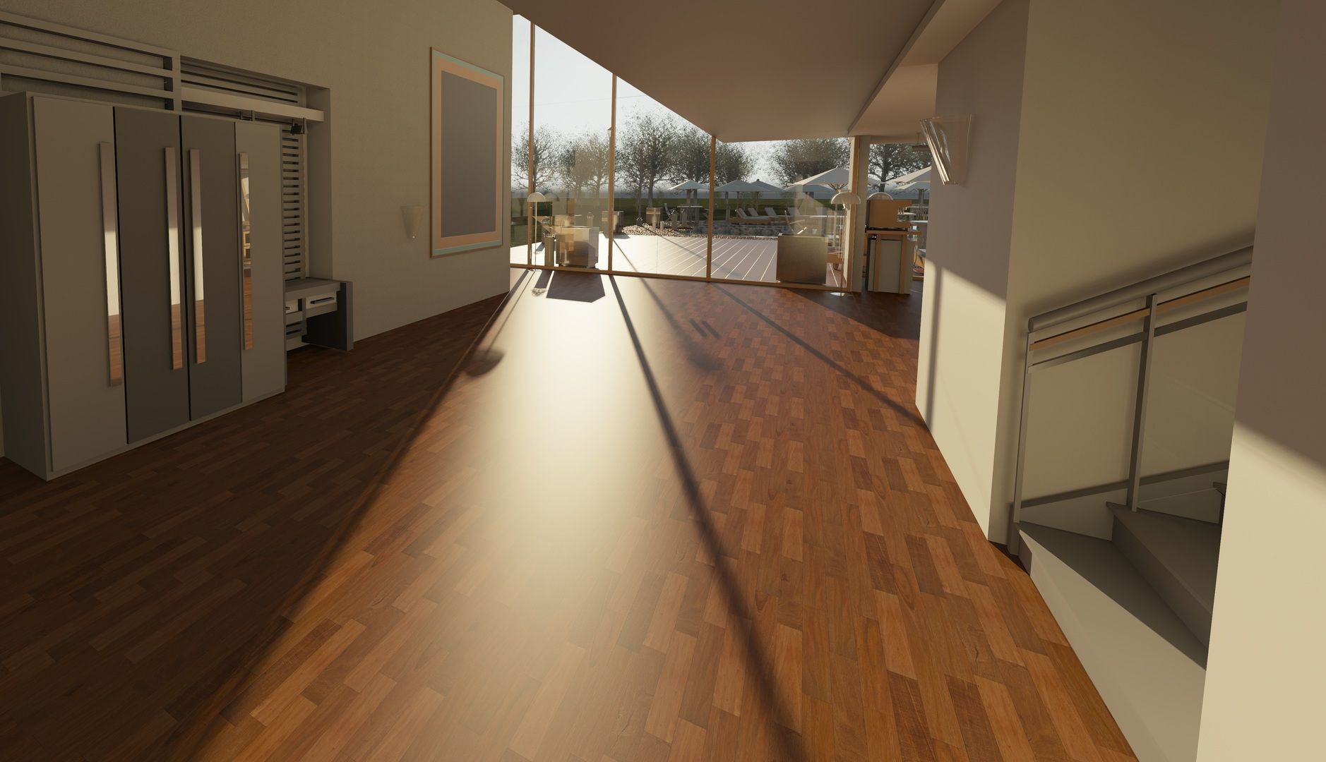 Wood Flooring Types Plan