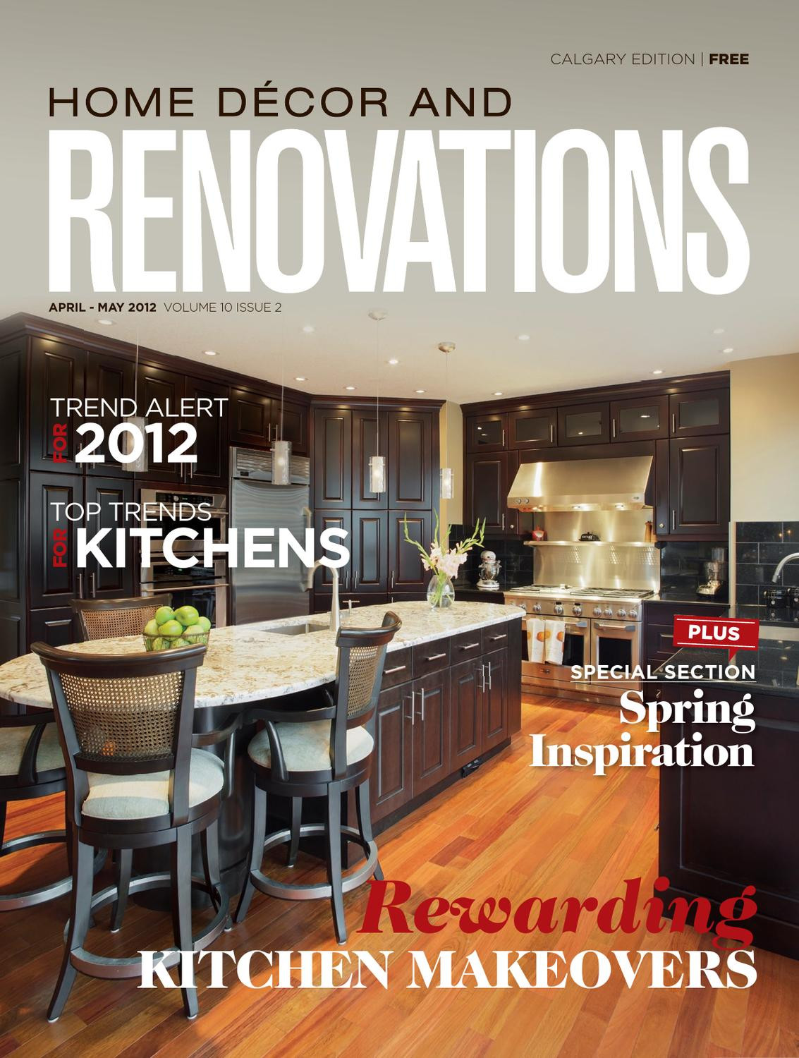 hardwood flooring calgary cost of calgary home dacor and renovations apr may 2012 by nexthome issuu with page 1