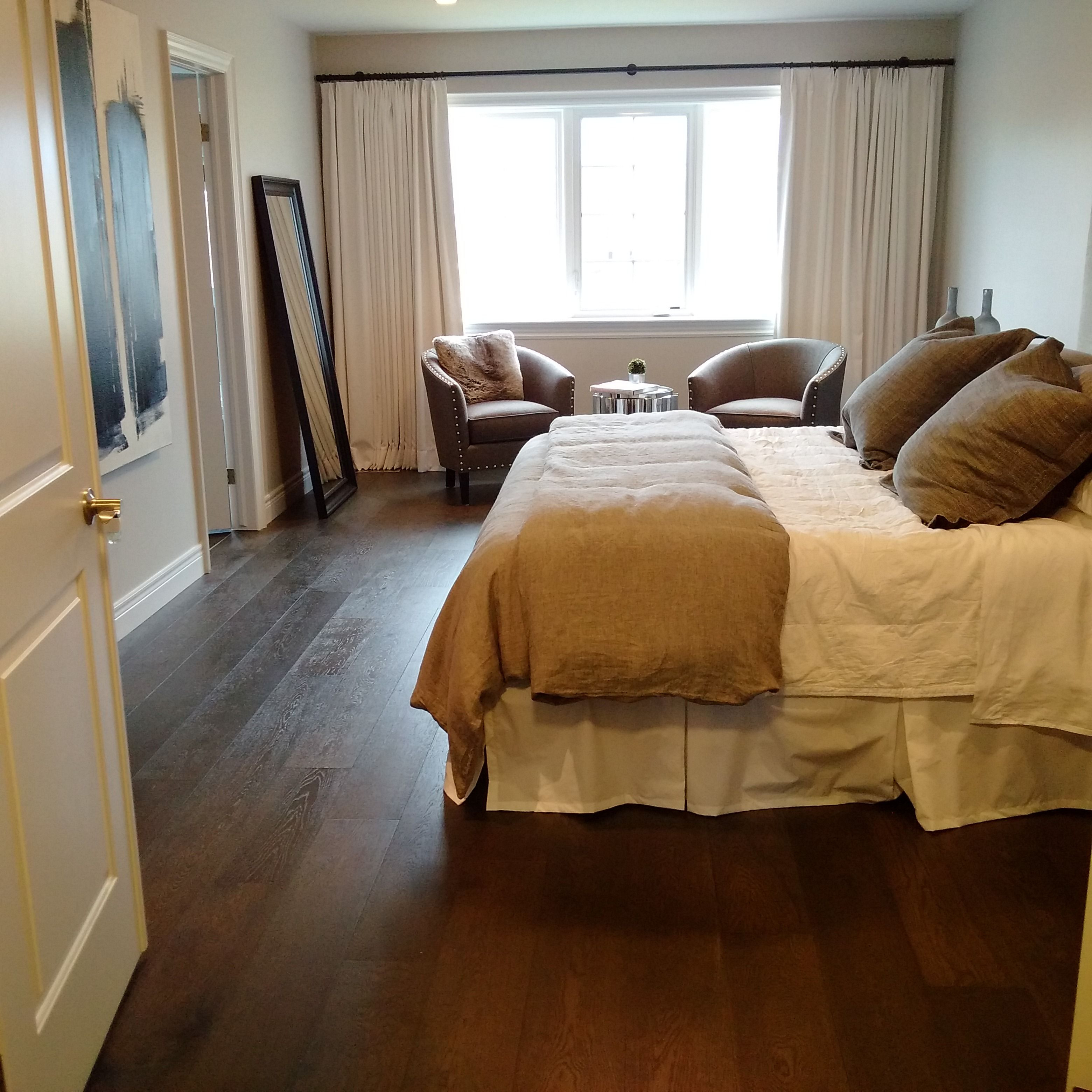 hardwood flooring calgary of cita designer white oak character lauzon hardwood flooring throughout love this beautiful bedroom featuring our cita hardwood floor from our urban loft series wire brushed floors are perfect to give an interesting depth to