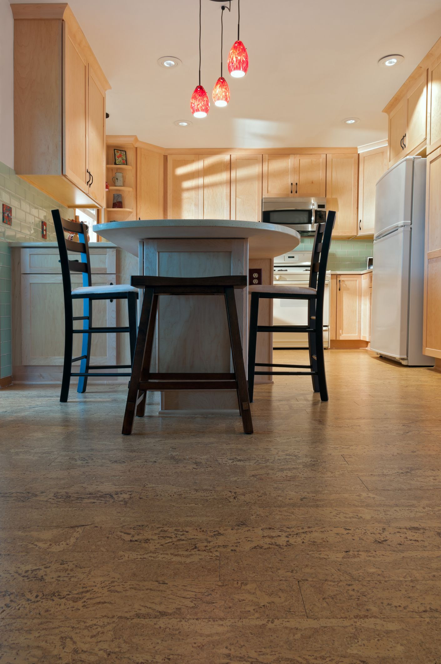 hardwood flooring clearance odd lots of 4 good and inexpensive kitchen flooring options intended for gettyimages 510156783 5a85a496875db90036941dbb