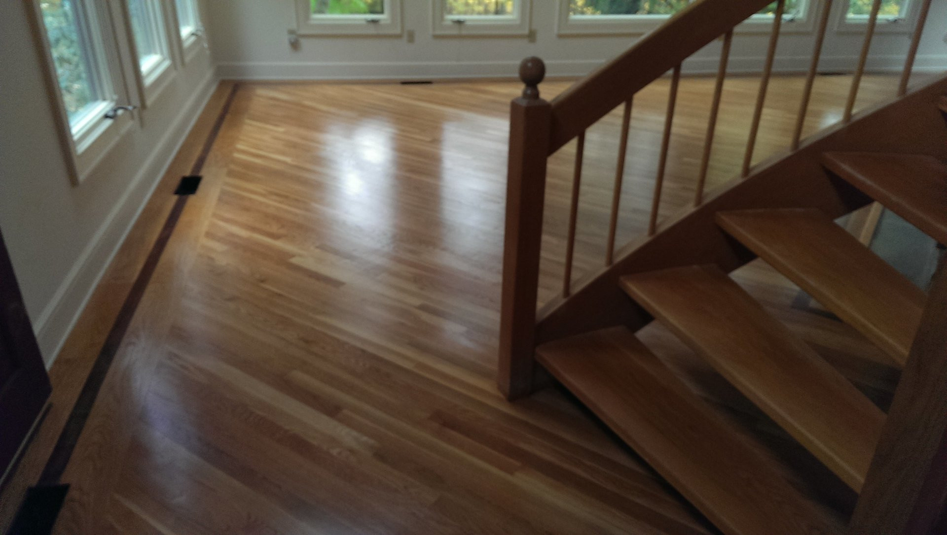Hardwood Flooring Contractor Fairfield County Ct Of American Floor Service Staircase Gallery Fairfield Ct Pertaining to Check Out Our Wood Staircase Projects