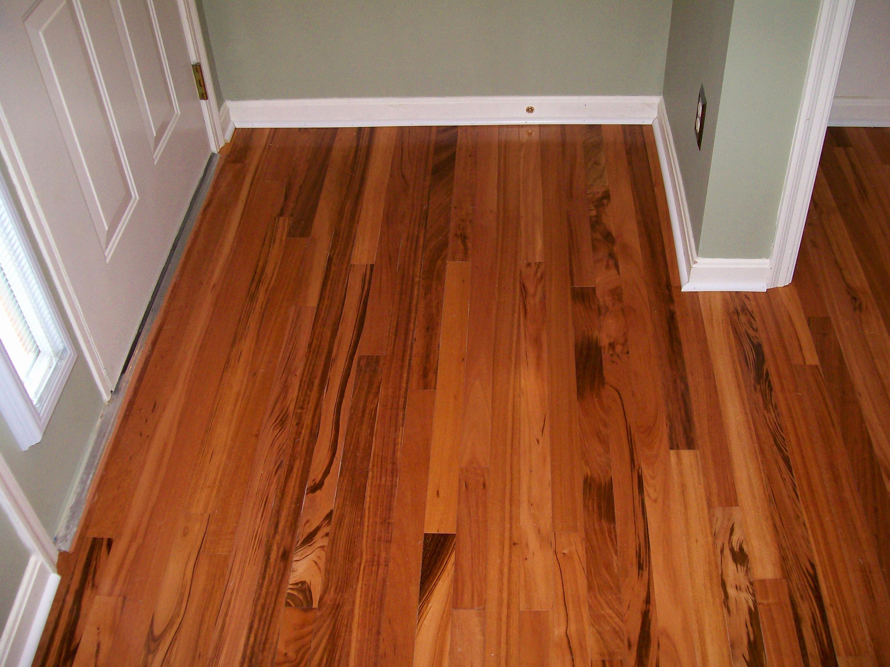 Hardwood Floors and Tile Flooring