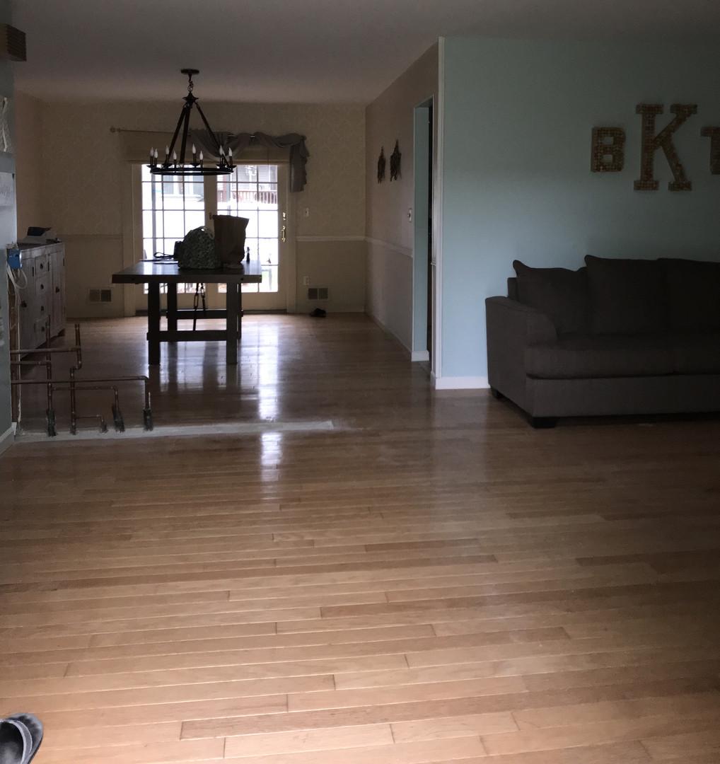 hardwood flooring ct installation of j r hardwood floors l l c home for before pic