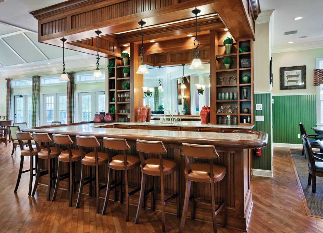 hardwood flooring elmsford new york of ridgewood at middlebury the pentwater home design within center bar for entertaining