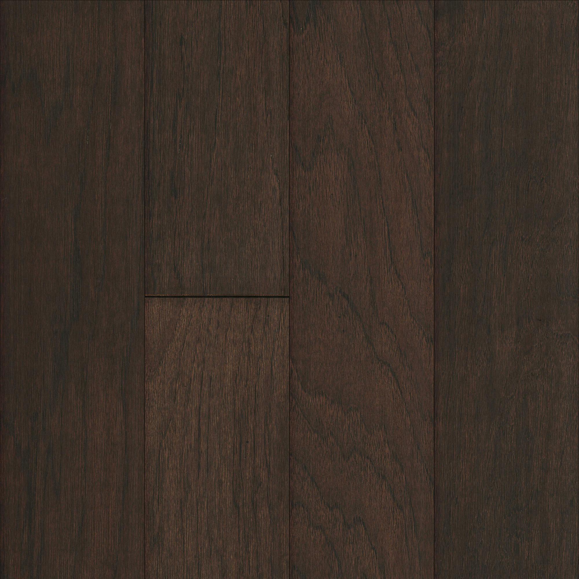 Hardwood Flooring Engineered Vs solid Cost Of Mullican Devonshire Hickory Espresso 5 Engineered Hardwood Flooring Regarding Hickory Espresso 5 X 40 2000 A