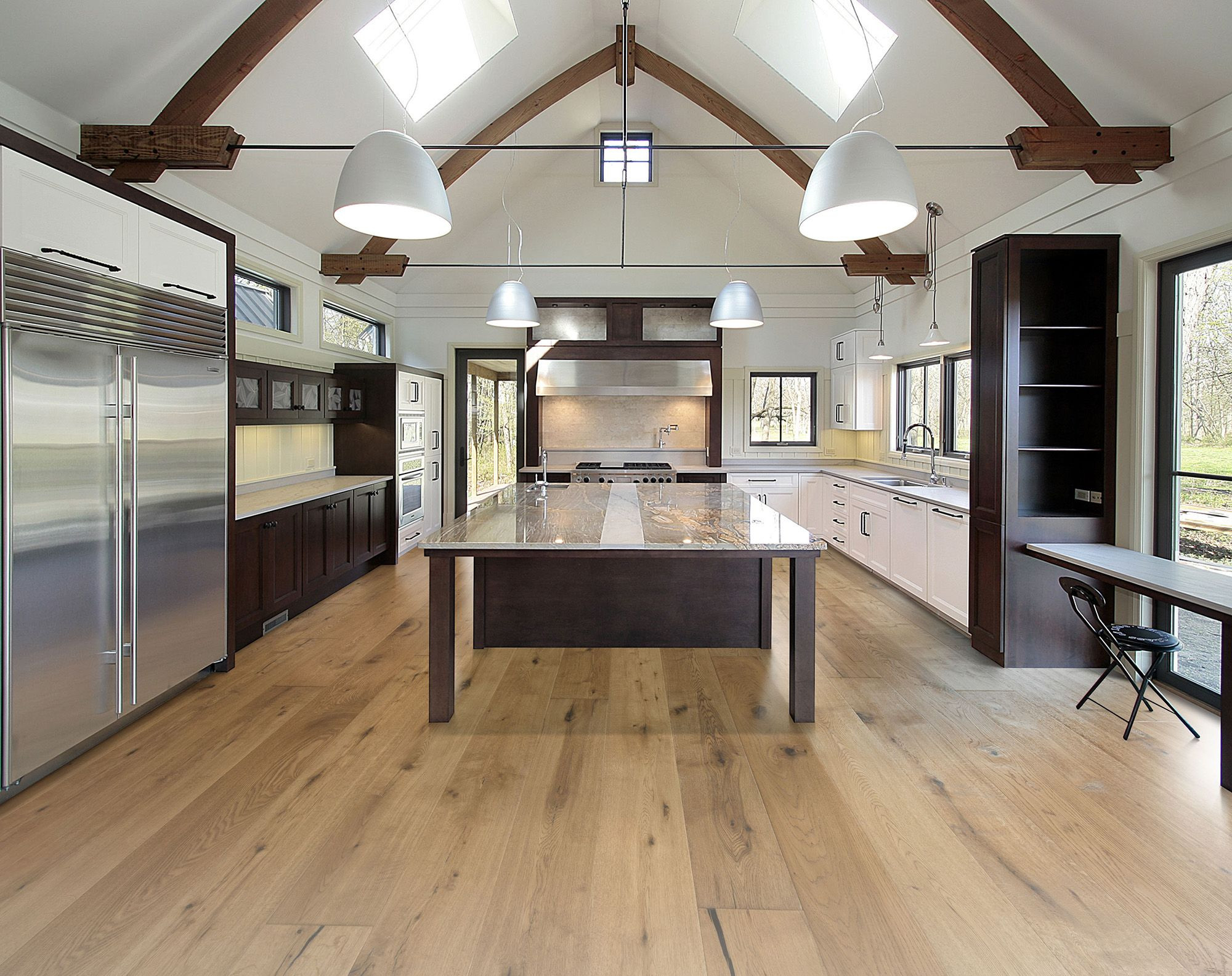 Hardwood Flooring Greenville Sc Of Builddirecta Heritage Collection Engineered Hardwood European In Builddirecta Heritage Collection Engineered Hardwood European White Oak Acoustic
