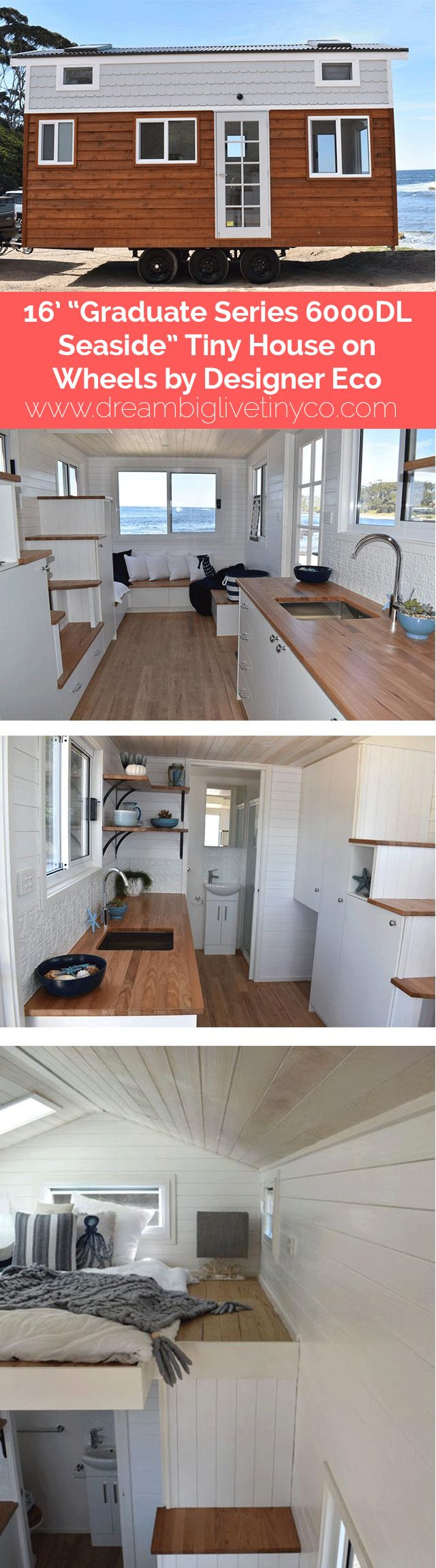 hardwood flooring langley of 2670 best small living pertaining to 16 graduate series 6000dl seaside tiny house on wheels by designer eco homes