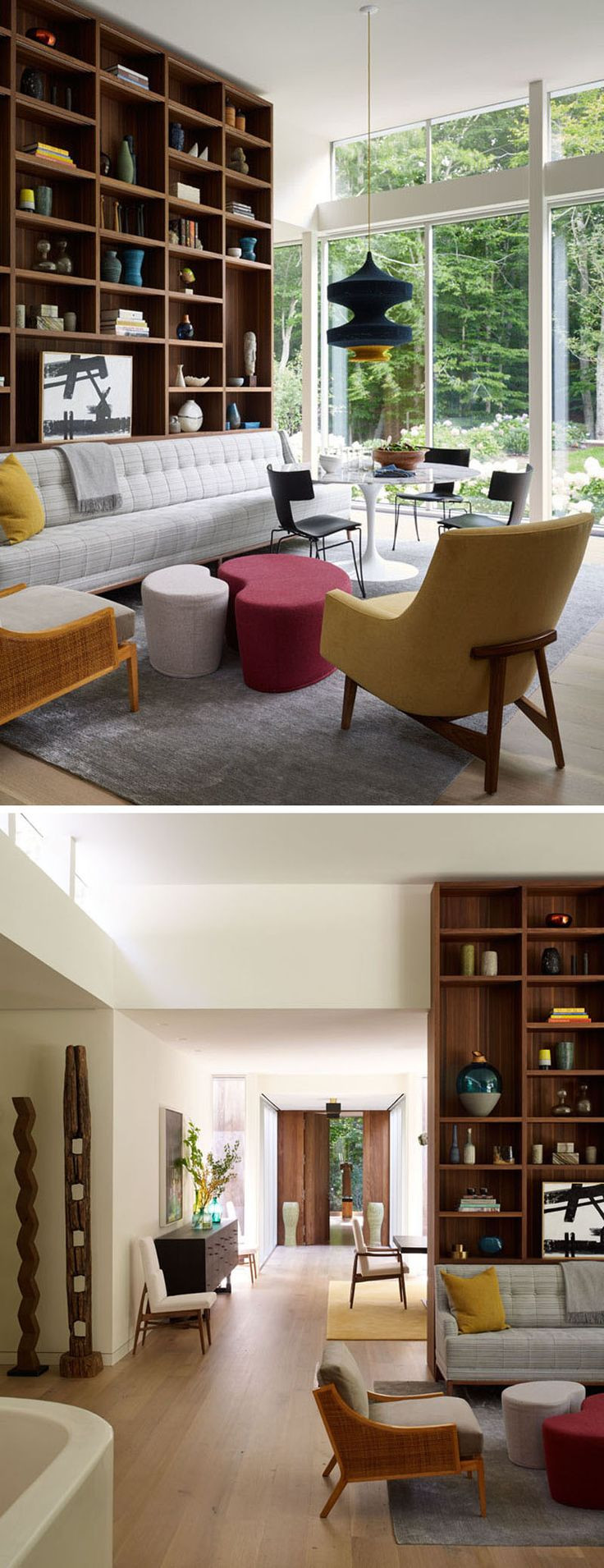 hardwood flooring mallet of 218 best arqui vaos images on pinterest windows architectural with in this living and casual design room large windows make the space bright and a floor to ceiling wooden bookshelf makes sure theres enough room for
