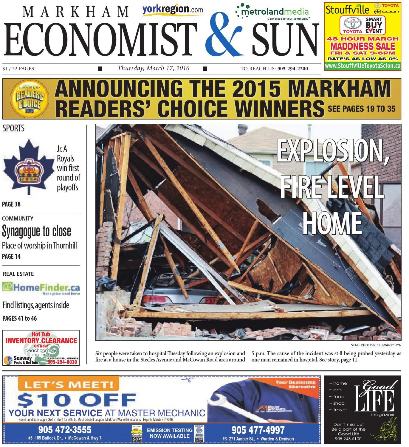 Hardwood Flooring Markham Ontario Of Markham Economist Sun March 17 2016 by Markham Economist Sun Throughout Markham Economist Sun March 17 2016 by Markham Economist Sun issuu