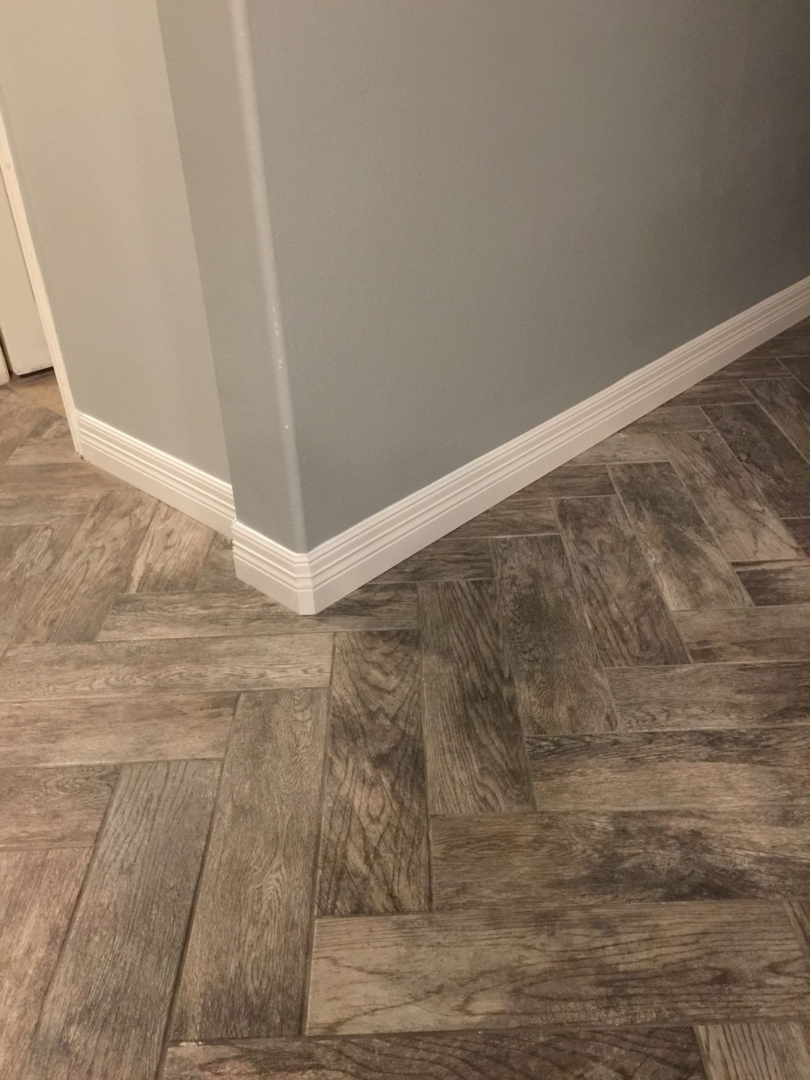 hardwood flooring nails home depot of tile plank floor from home depot rustic bay looks great with within tile plank floor from home depot rustic bay looks great with herringbone layout and