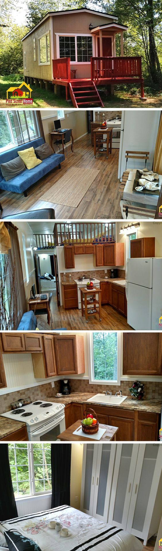 hardwood flooring nanaimo of 406 best tiny houses images on pinterest pertaining to the country park model home a 396 sq ft house with three bedrooms a