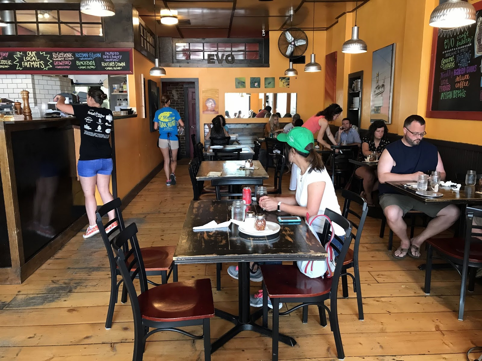hardwood flooring north charleston sc of pizza quixote review evo pizza north charleston sc intended for we had visited the wonderful drayton hall on the outskirts of charleston and found ourselves in a remote area with time to
