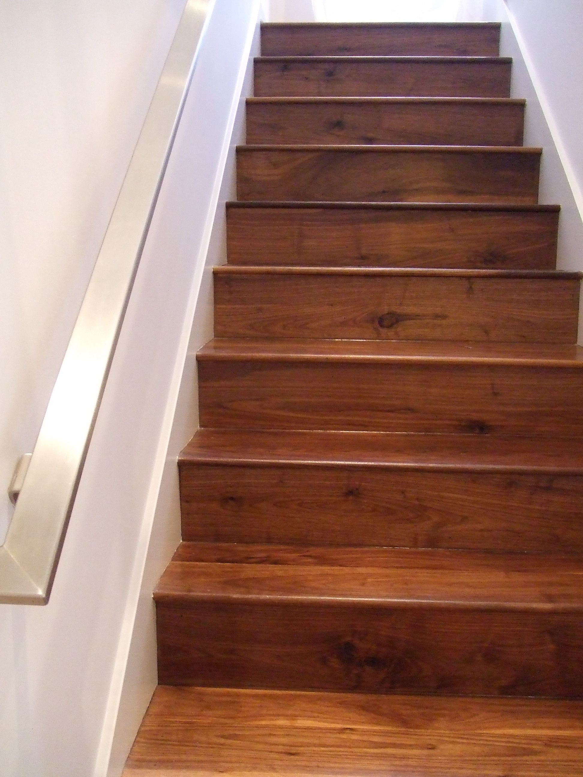 hardwood flooring on stairs pictures of black american walnut stairs my house pinterest house inside black american walnut stairs
