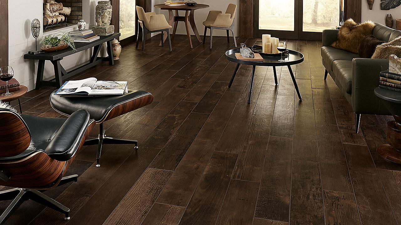 hardwood flooring over ceramic tile of 48 x 8 smoked whiskey oak porcelain tile avella ultra lumber regarding avella ultra 48 x 8 smoked whiskey oak porcelain tile