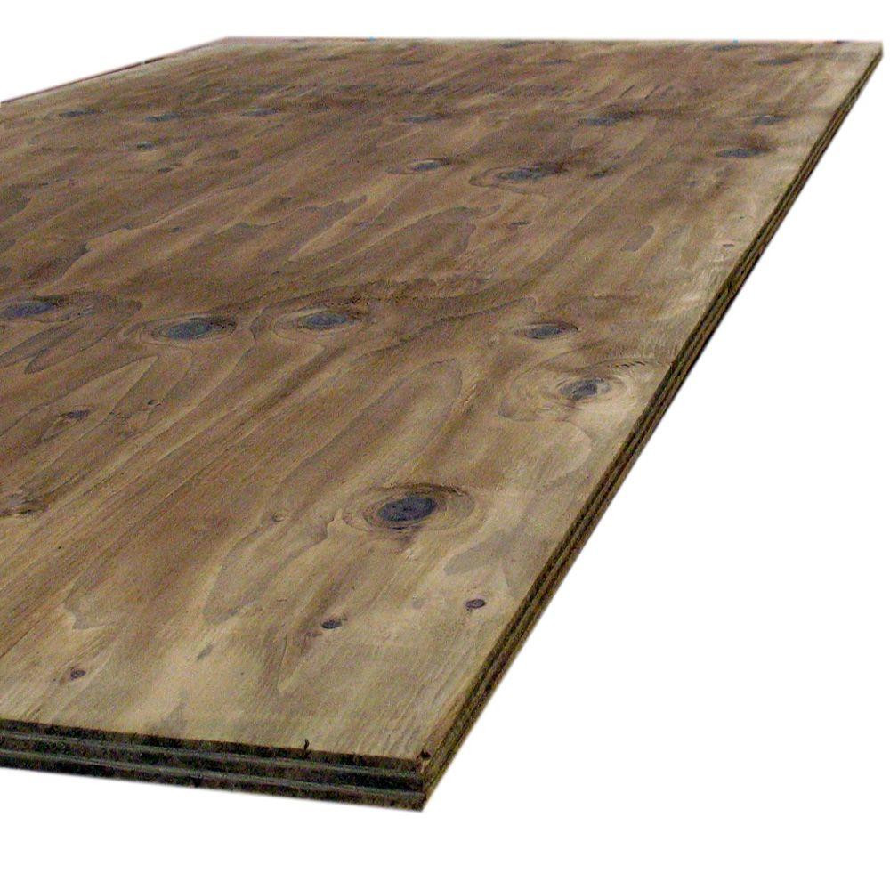 hardwood flooring products south bend of 11 32 in or 3 8 in x 4 ft x 8 ft bc sanded pine plywood 166022 with regard to 19 32 in x 4 ft x 8 ft acx sanded pressure
