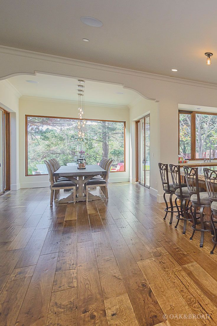 Hardwood Flooring Reno Of 14 Best Floors Doors and More Images On Pinterest Flooring Floors with Regard to Custom Hand Scraped Hickory Floor In Cupertino