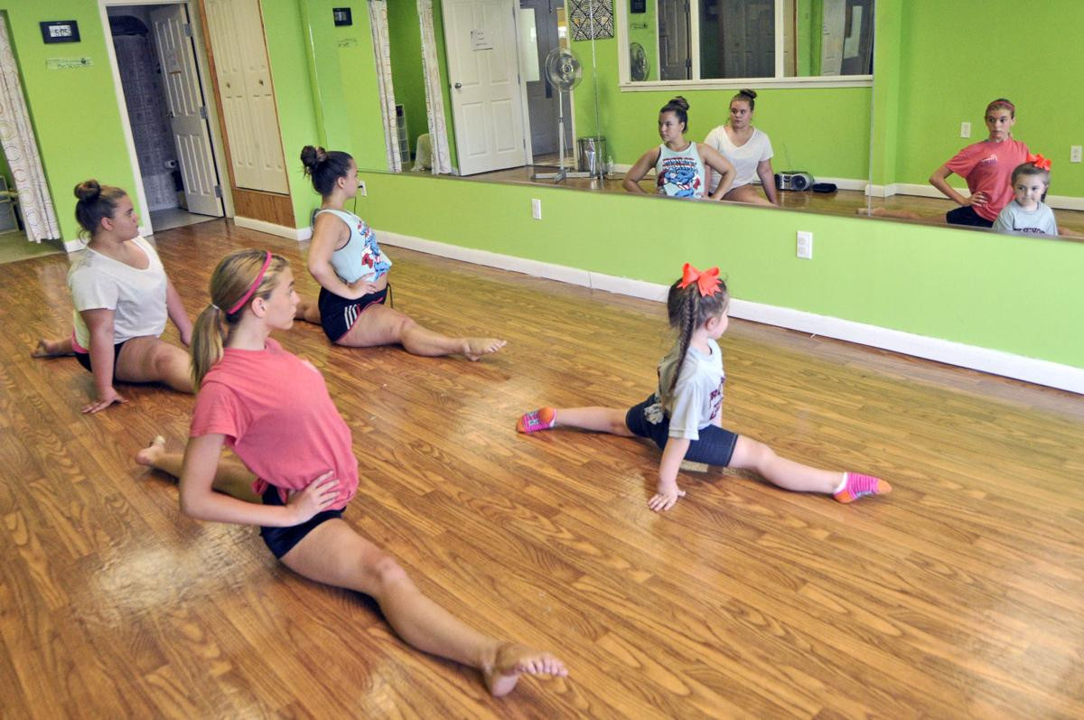 hardwood flooring richmond ky of on a mission to dance local news richmondregister com for 53e139104dbfb image