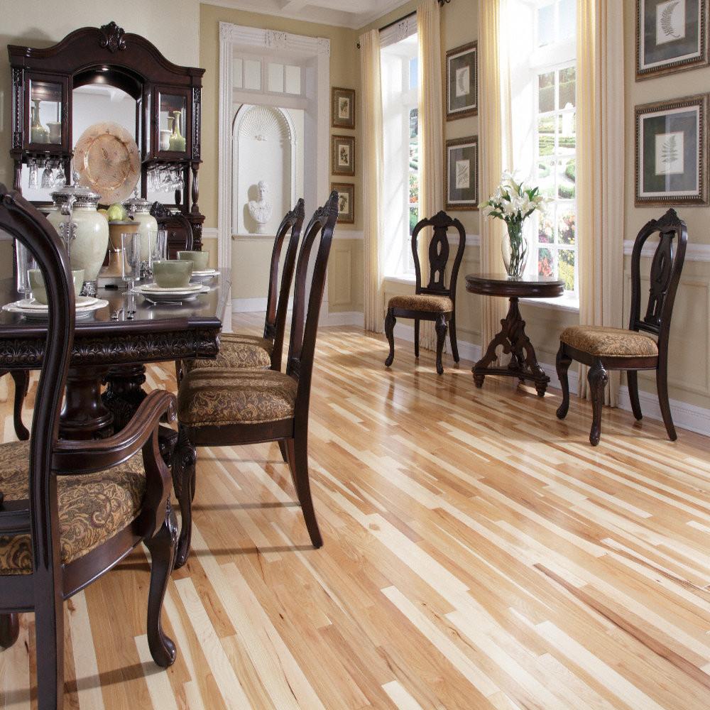 hardwood flooring san jose ca of 3 4 x 2 1 4 natural hickory bellawood lumber liquidators regarding hushi2nv room scene