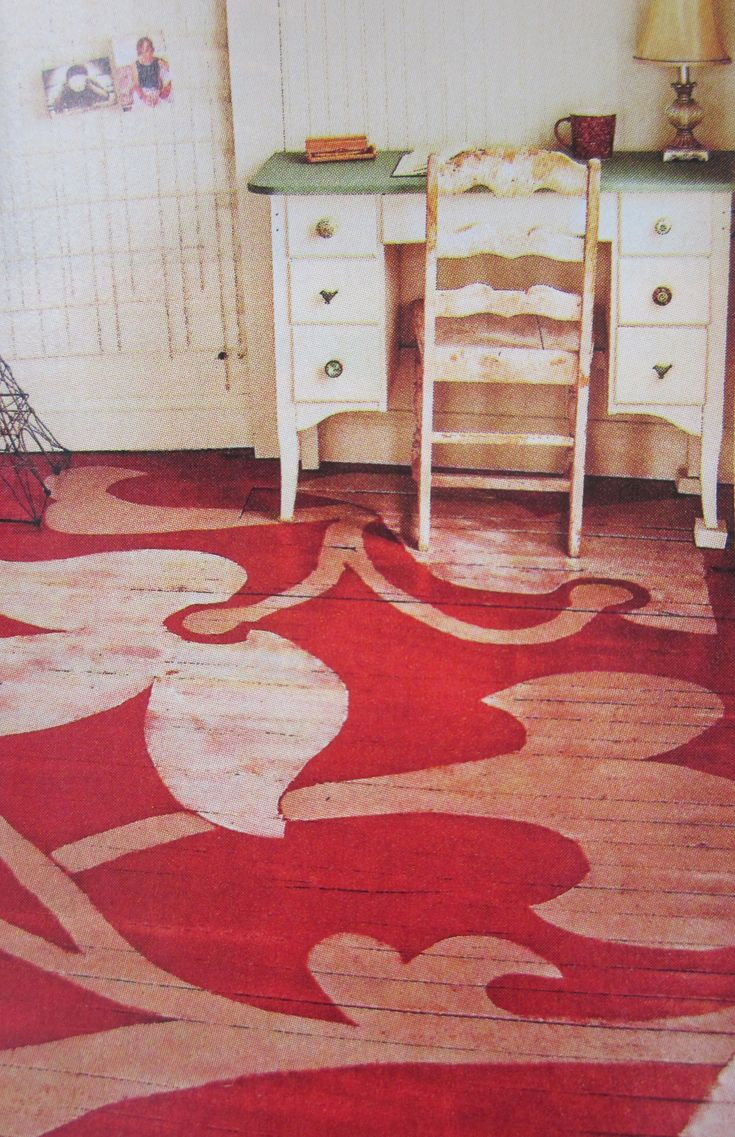 hardwood flooring scraps of 45 best cottage loft images on pinterest home ideas arquitetura pertaining to very pretty redwhite painted stained hardwood floor