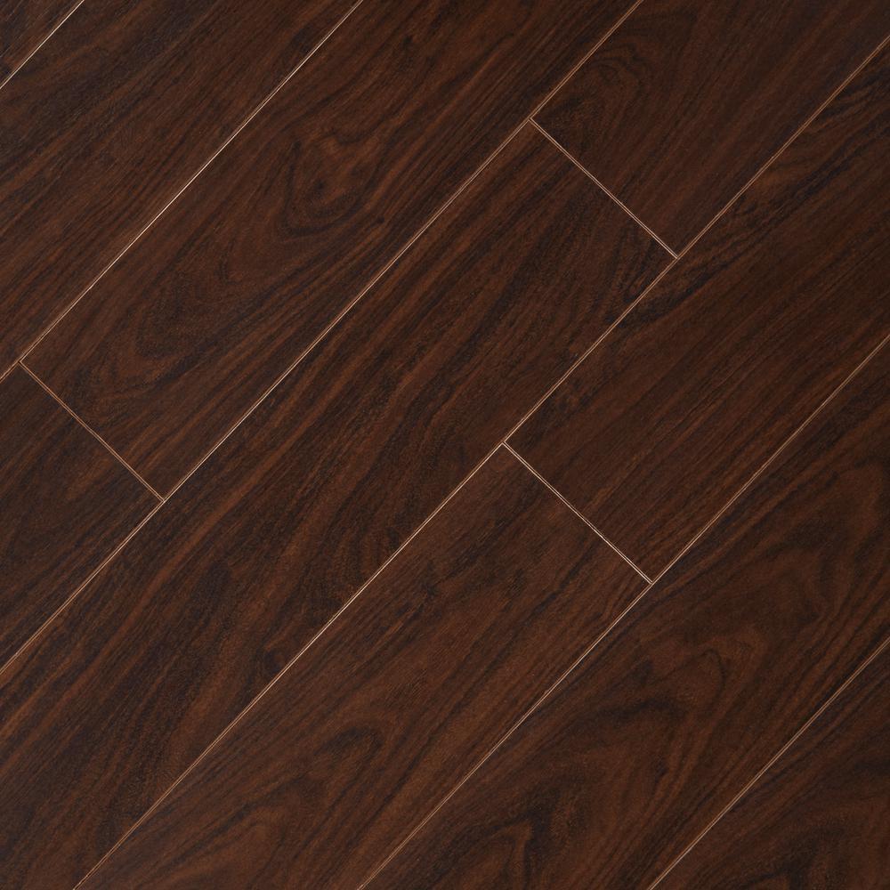hardwood flooring spline lowes of home decorators collection hand scraped canyon grenadillo 8 mm thick in home decorators collection hand scraped canyon grenadillo 8 mm thick x 5 9 16