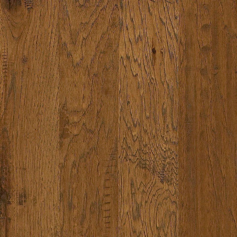 hardwood flooring spokane of shaw hardwood flooring flooring the home depot within western hickory espresso 3 8 in t x 5 in w x random