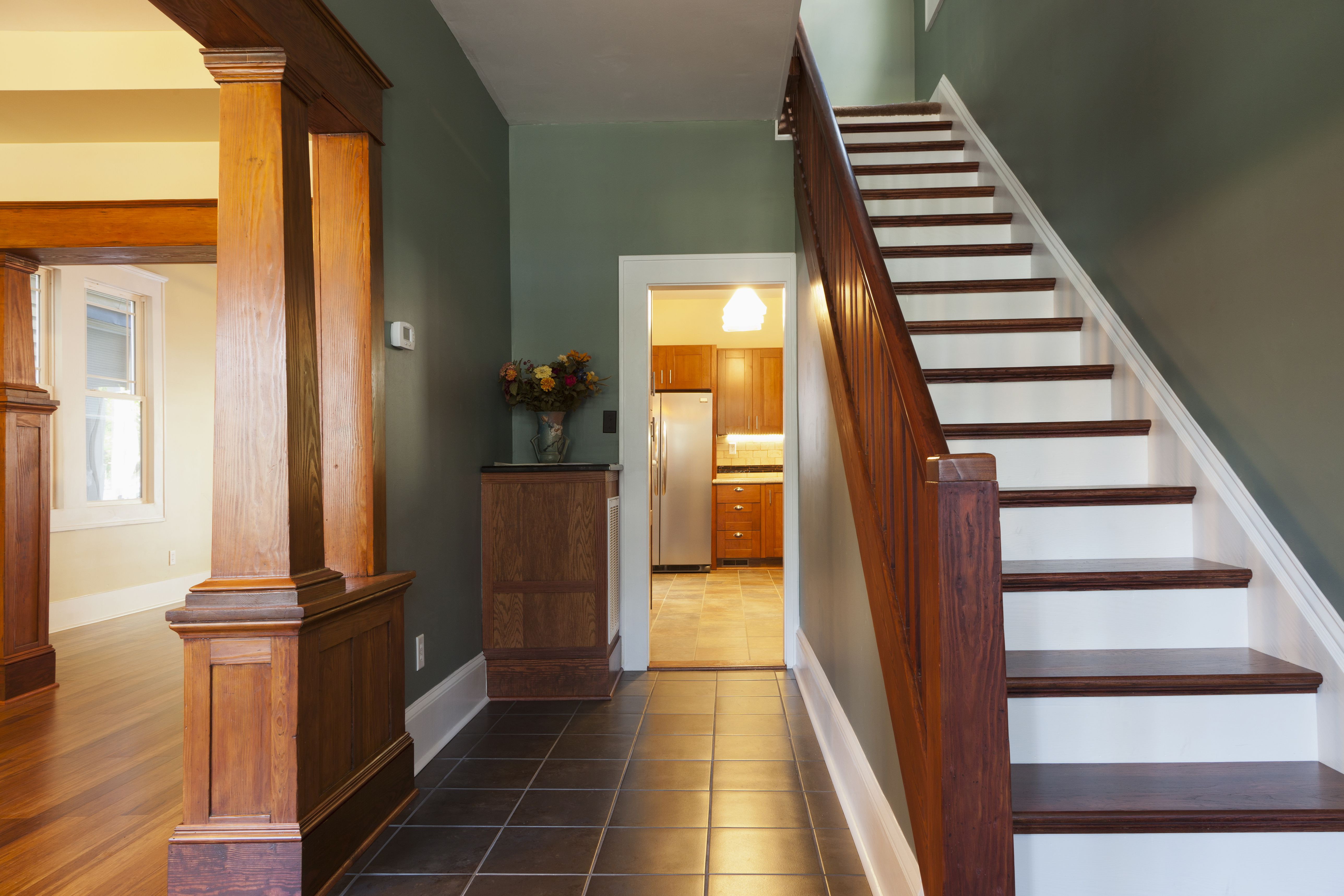 Hardwood Flooring Stairs Diy Of Guide to Basic Floor Transition Strips within Stairs and Corridor In New House 463247115 5a845ccffa6bcc0036b7c720